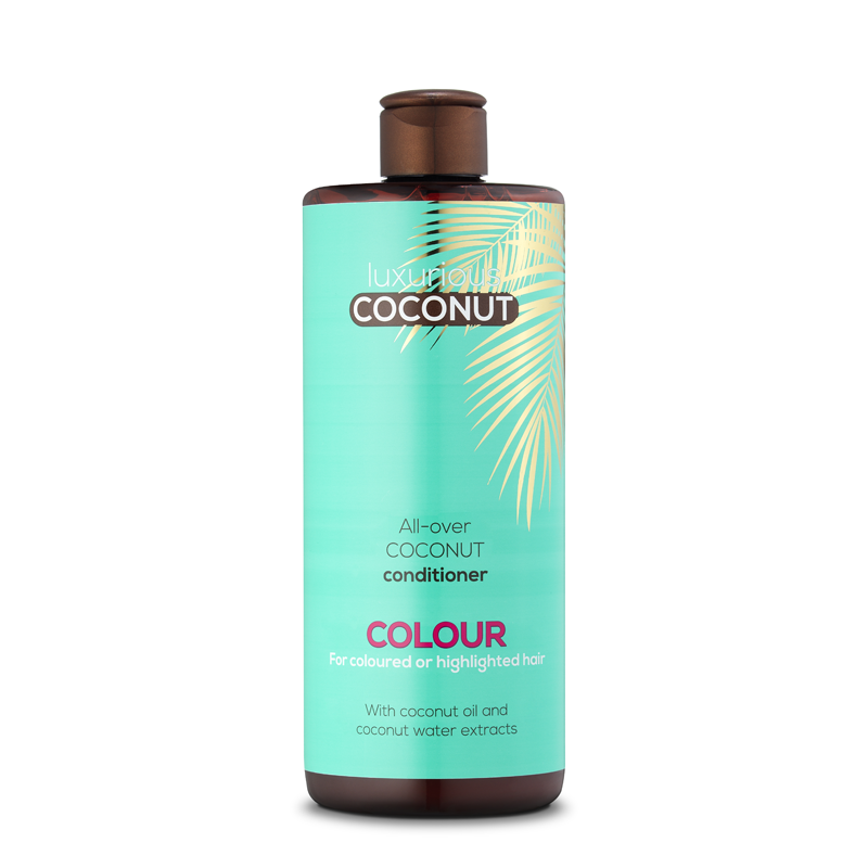 Luxurious Coconut Color Conditioner