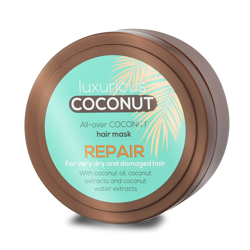 Luxurious Coconut Color Repair Mask